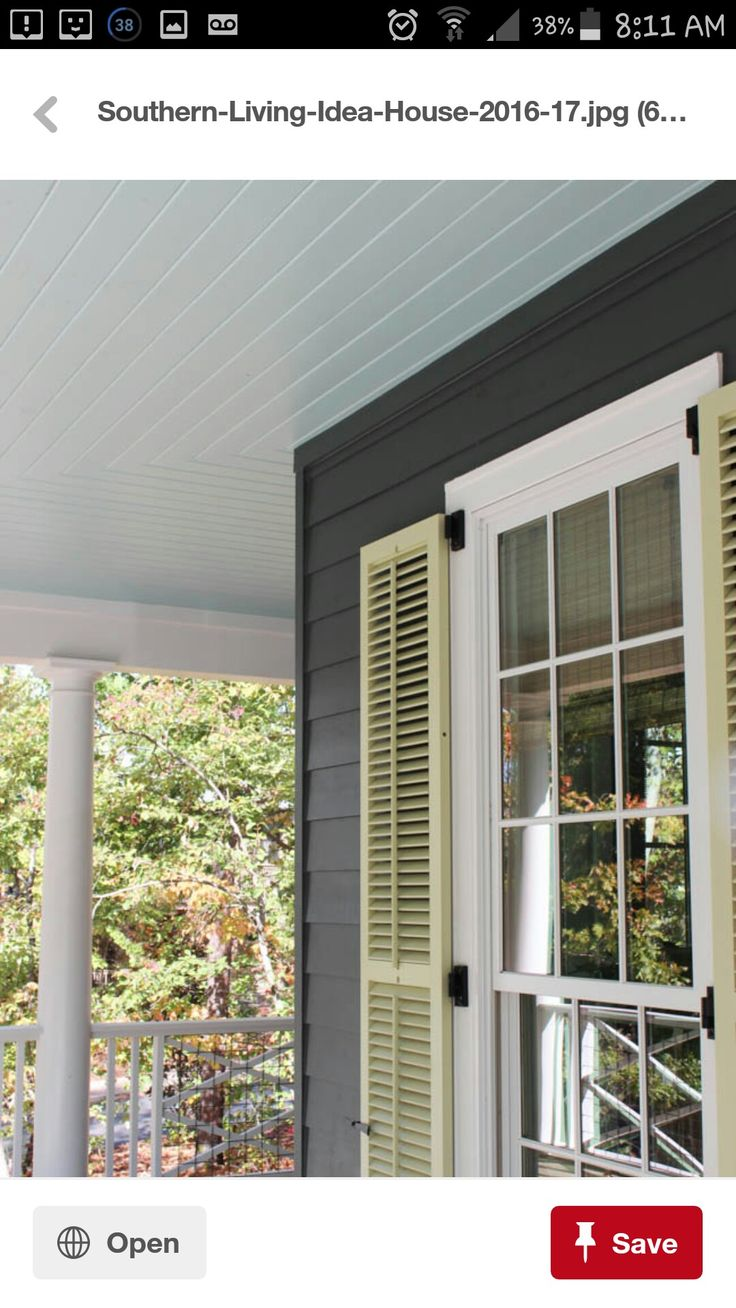 8 best siding images on pinterest exterior homes house for Night owl paint color