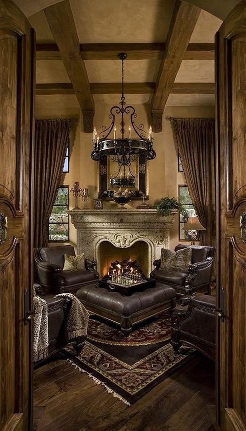 Mediterranean Design / Chaise lounge, Ottomans, Sofas