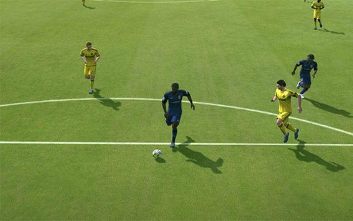 Xây dựng Đội hình siêu tốc độ trong FIFA Online 3