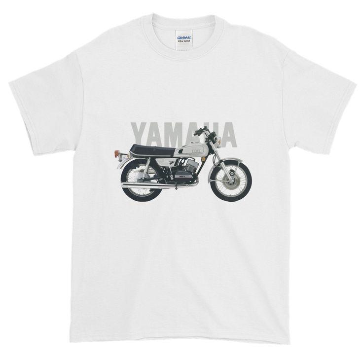 Yamaha RD350A T Shirt | Vox Throttle