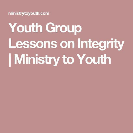 from Kylan dating youth group lesson