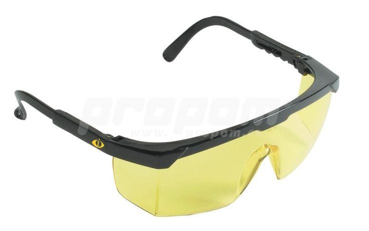 TERREY i-Spector / Brýle pro průmysl - žlutá | Pracovní oděvy, pracovní obuv a…