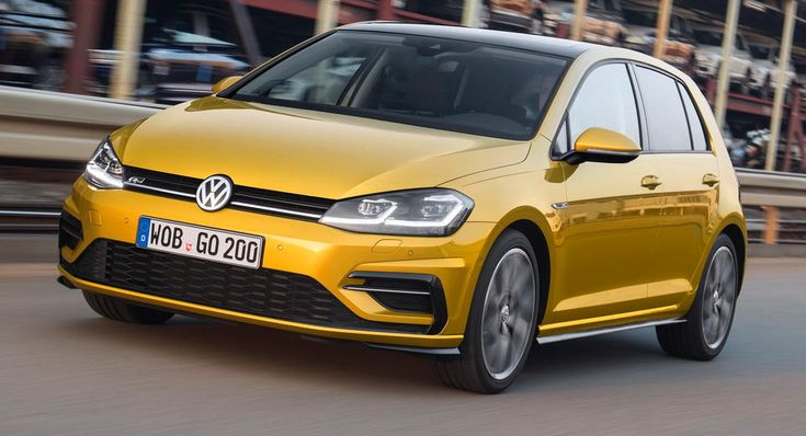 2017 VW Golf Now Available To Order With New 1.5-Litre TSI Engine