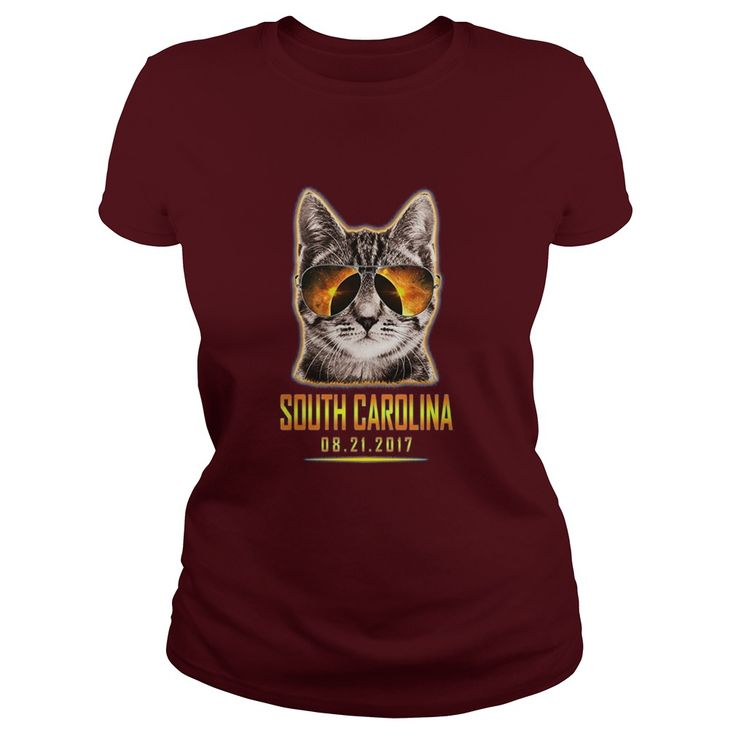 Cat Is Watching South Carolina Total Solar Eclipse T-shirt #gift #ideas #Popular #Everything #Videos #Shop #Animals #pets #Architecture #Art #Cars #motorcycles #Celebrities #DIY #crafts #Design #Education #Entertainment #Food #drink #Gardening #Geek #Hair #beauty #Health #fitness #History #Holidays #events #Home decor #Humor #Illustrations #posters #Kids #parenting #Men #Outdoors #Photography #Products #Quotes #Science #nature #Sports #Tattoos #Technology #Travel #Weddings #Women