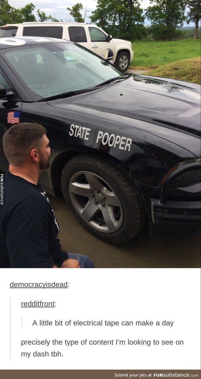 state pooper