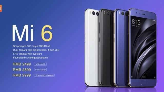 Xiaomi Mi 6: Arrivano le Immagini Ufficiali delle Colorazioni Dopo tanti mesi di rumors ed attesa, arrivano finalmente le immagini ufficiali, nelle varie colorazioni, del nuovo top di gamma Xiaomi Mi 6. Confermata quindi la disponibilita' delle colorazioni ner #xiaomi #xiaomimi6
