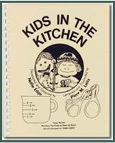 Download free picture recipes at www.nellieedge.com under the What's New tab (scroll down). Kids in the Kitchen (a.k.a. Kindergarten Cooks) has been reprinted with laminated covers for another generation of young cooks. It is fully illustrated for beginning readers.