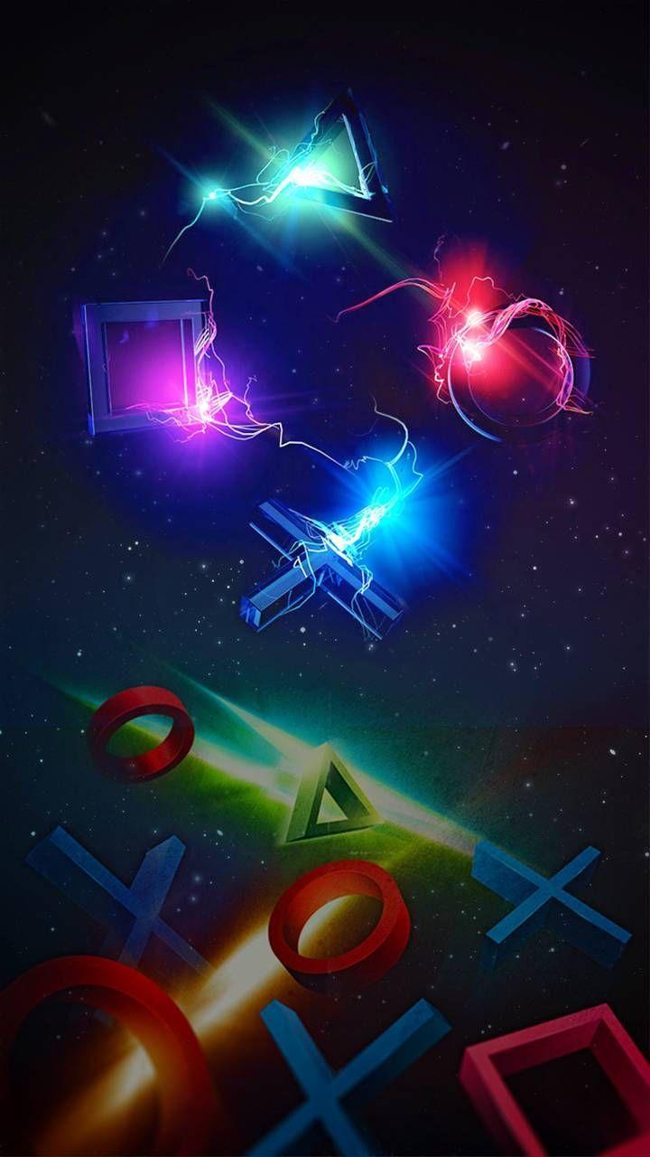Playstation 4 1tb Console Papeis De Parede De Jogos Papel De Parede Android Ps Wallpaper