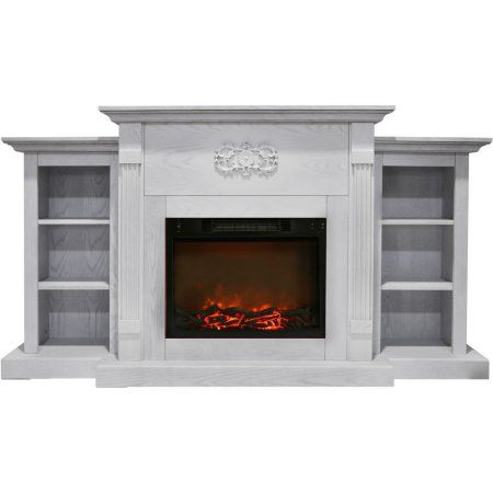 Home Improvement Fireplace Heater Electric Fireplace Electric