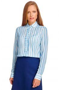 niebieski Koszula damska LAMBERT Wolczanka