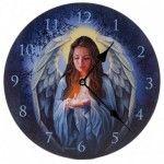 Horloge Murale Ange