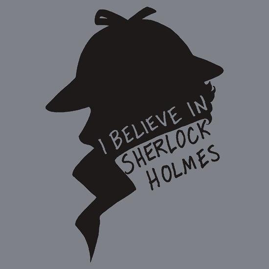Believe in Sherlock. We are Watson's Warriors.