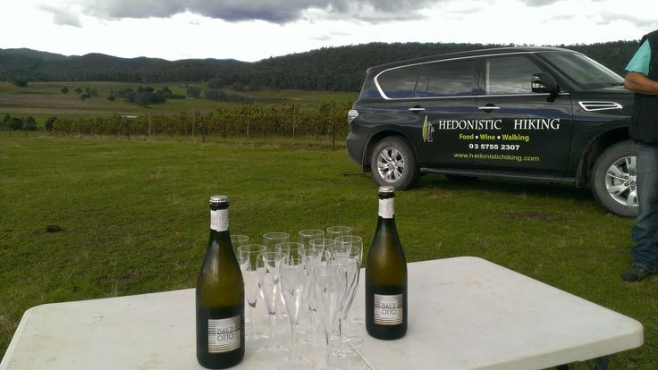 Learning about Prosecco in the King Valley