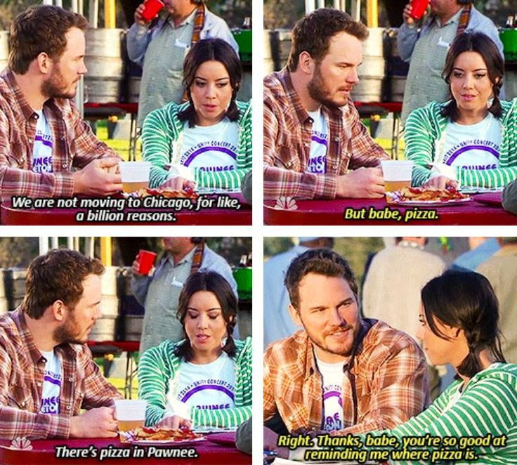 Seriously could marry Chris Pratt