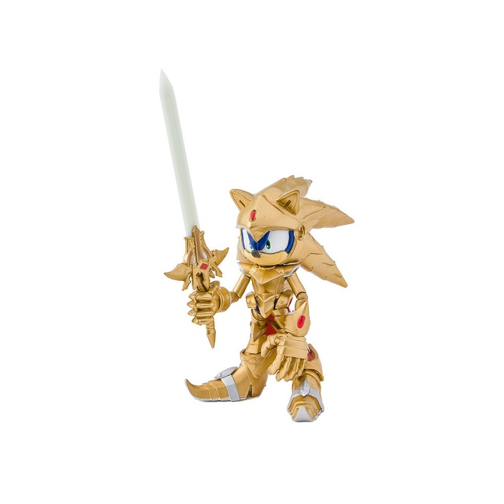 sonic and the black knight 5 inch metallic series action