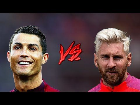 Cristiano Ronaldo vs Lionel Messi - Epic Battle 2016 | HD - YouTube