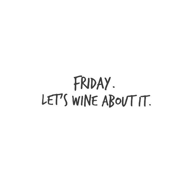 I'm just putting this here --->   #friday #friyay #weekend #youknowwhattimeitis #winetime #weddings #eventprofs #evententertainers