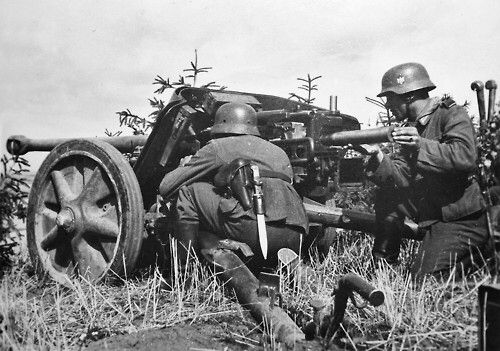German 50 Mm Anti Tank Gun: 3982 Best Images About Great Photos From The 2nd World War