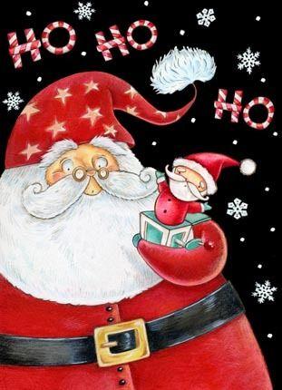 1256 best ~ Christmas Art ~ images on Pinterest   Christmas art ...