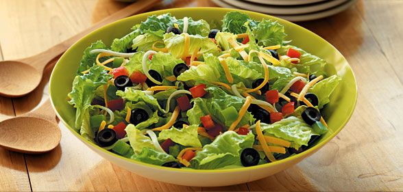 salad, when i´m not that hungry it´s my choice, love it :)