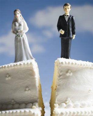 il divorzio è di moda…