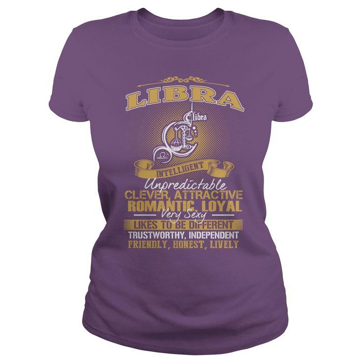 Libra character