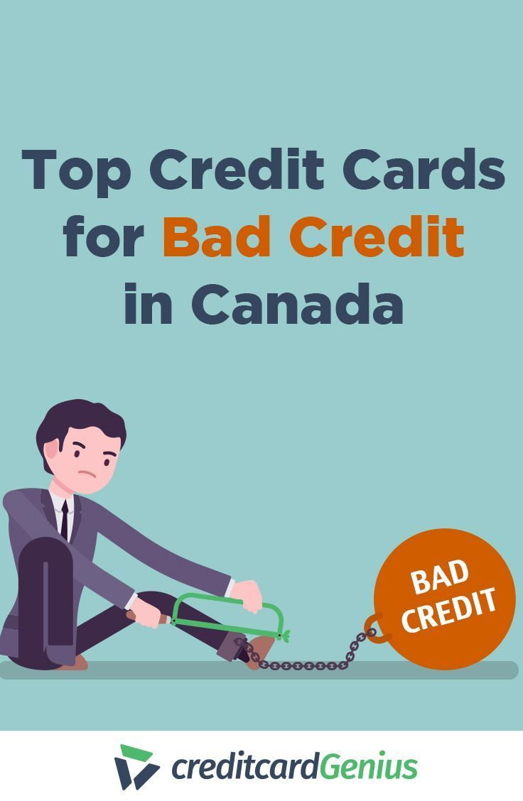 Pin On Credit Card For Bad Credit