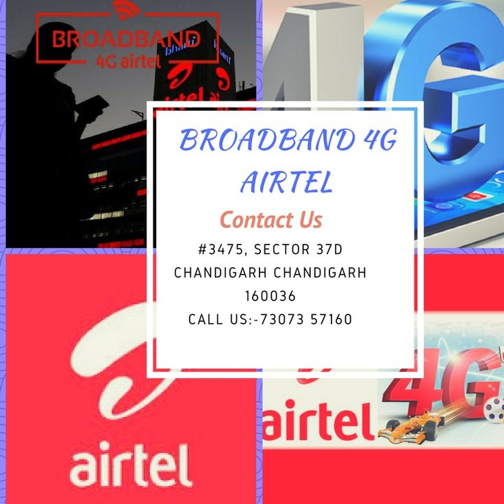 Get high speed unlimited broadband plans in Mohali at very low cost. Broadband 4G Airtel is the best internet service provider in Mohali For more info contact us:-73073 57160