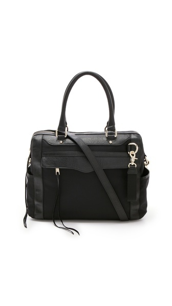 Rebecca Minkoff Knocked Up Baby Bag So cute!  Wish it was around when I needed a baby bag, though I do love my LV Neverfull.