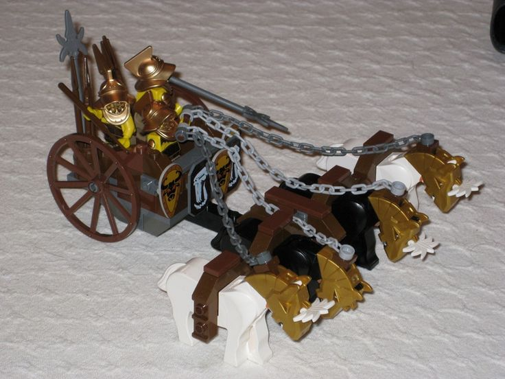 The Armoury: Gladiator Chariot, by Chicken Tenders