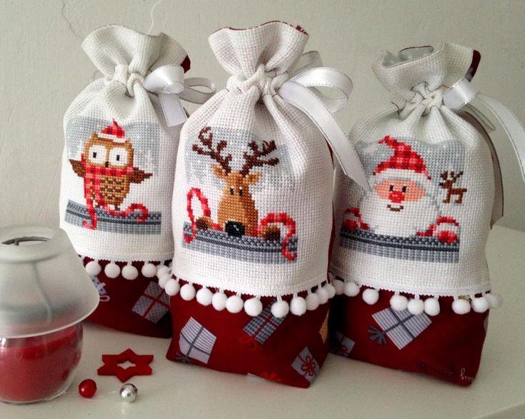 Руки Делают: Мешки с конфетами