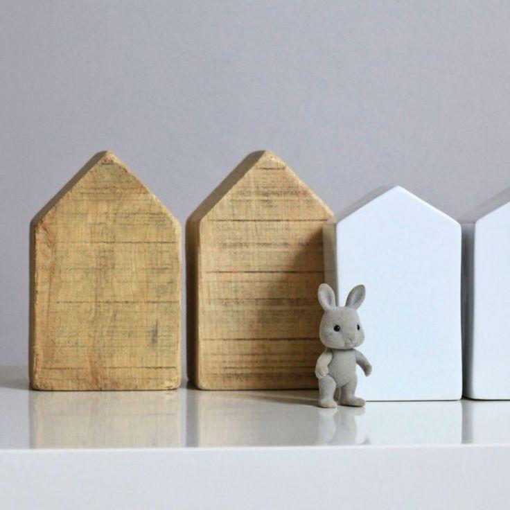 Maison déco en bois