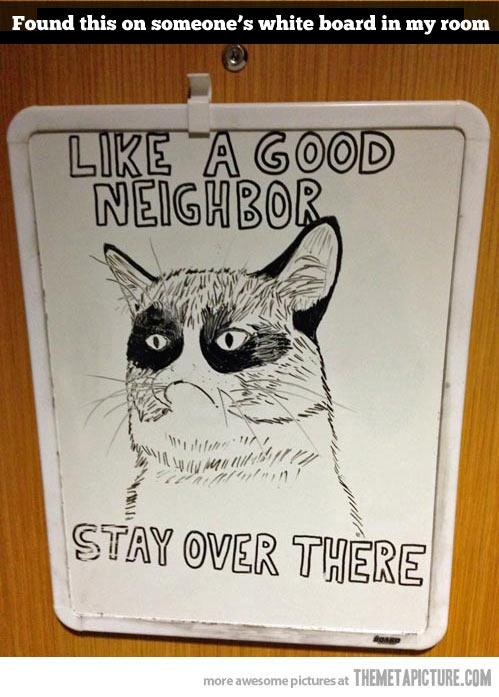 Theres The Door Meme