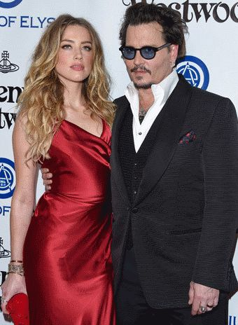 Amber Heard is pregnant! Jonny Depp is going to be a father!