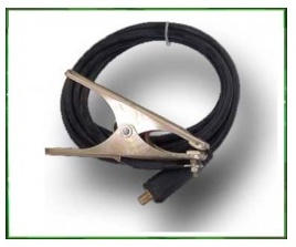 Ground Clamp, 200 Amps AC, Cable Connection, 98 Percent Copper, For Use With Arc Welder.    Ground Clamp  CA$40.00