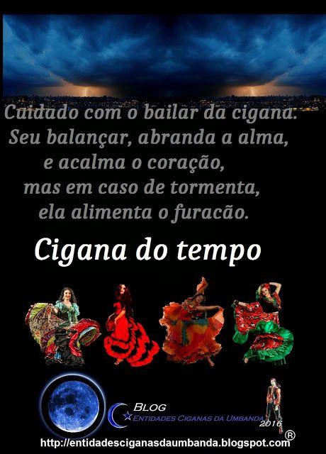 Entidades Ciganas da Umbanda (Clique Aqui) para entrar.: CIGANA DO TEMPO