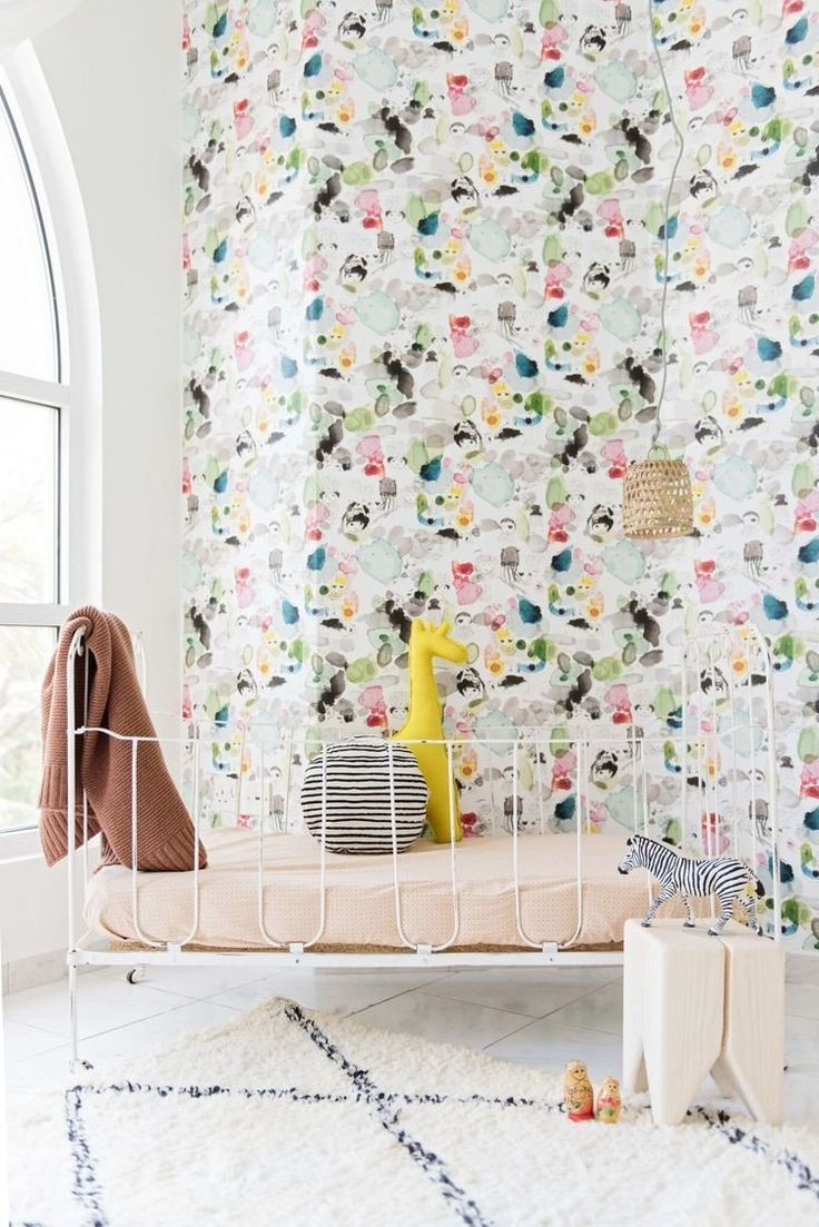 Pin By Sophie Miller On Dream House In 2021 Kid Room Decor Girl Room Kids Interior Wallpapers for kids bedroom
