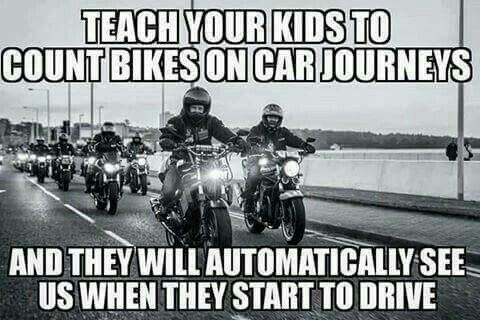 I actually count bikes during drives all the time, so not a bad idea!