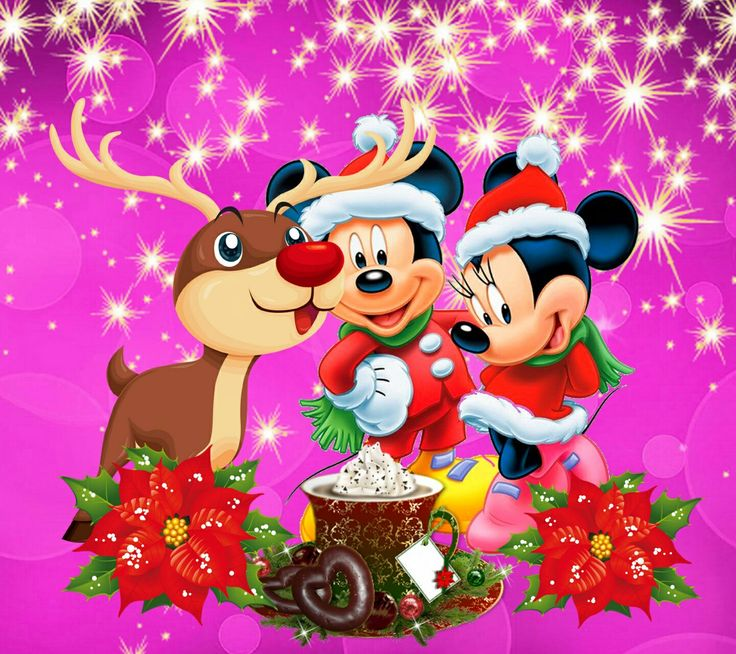 667 best Disney Christmas images on Pinterest | Disney christmas ...