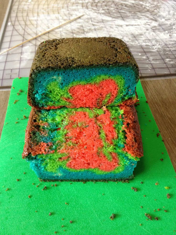 Another part of the cake