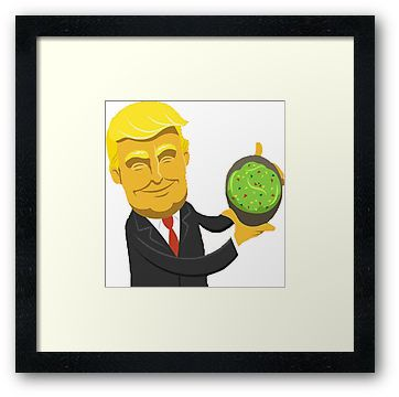 Trump Guacamole Meme