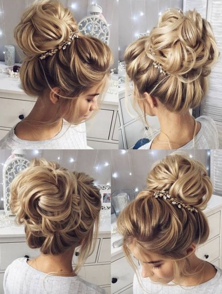 Stunning wedding hairstyles for the 2018 season