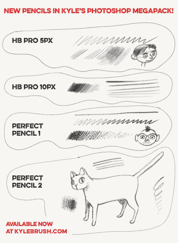 Kyle webster animator pencil