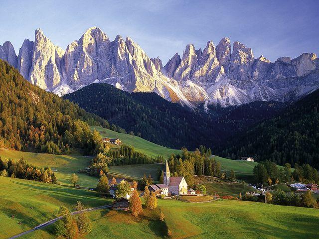 St.Magdalena - Villnöss - Südtirol