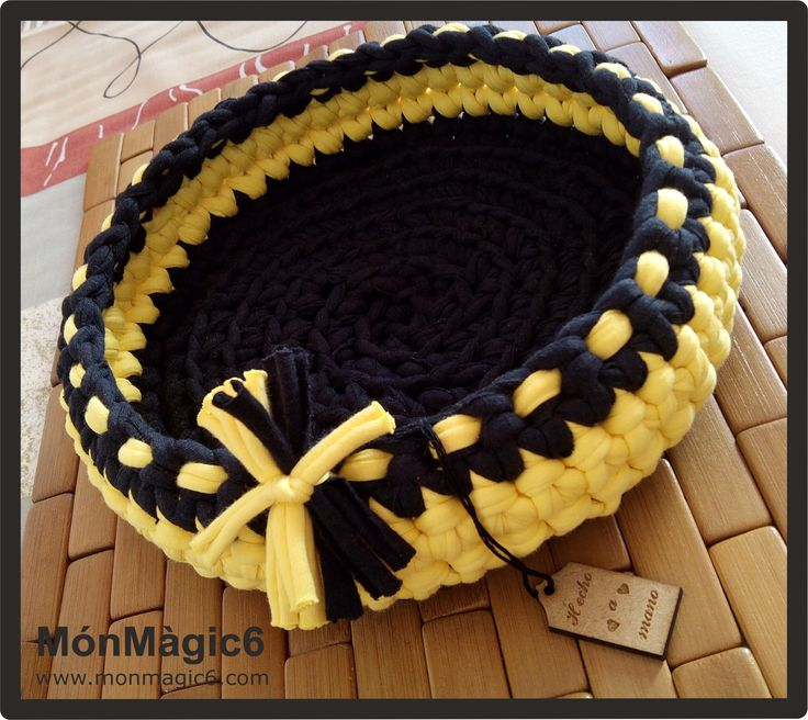 Cesta YELLOW www.monmagic6.com