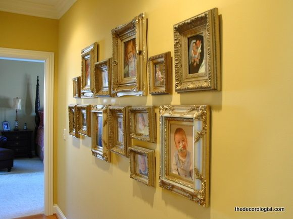 68 best Wall Art Groupings images on Pinterest | Home ideas, Picture ...