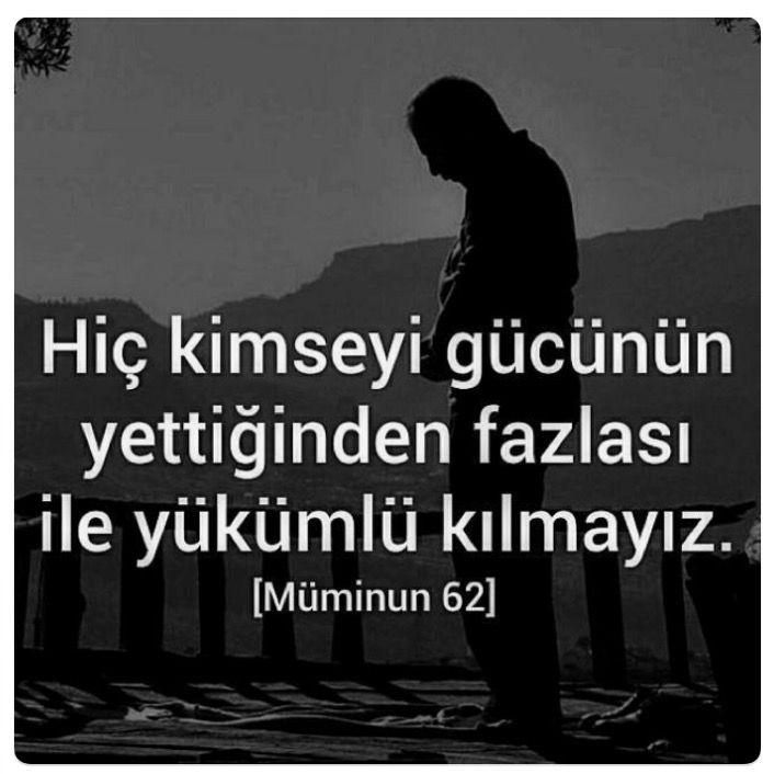 Allah'ım mutlu et onu her an her daim, güç ver ona, kalbini mutmain et..