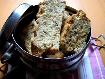 Gluten Free Rusk - Old Style & Favourite South-African Recipes