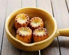 Petits cannelés au foie gras (facile, rapide) - Une recette CuisineAZ