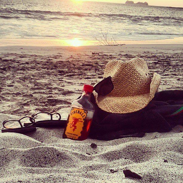 Fireball cinnamon whiskey now available